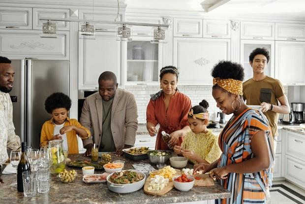Self reward - menghabiskan waktu dengan keluarga