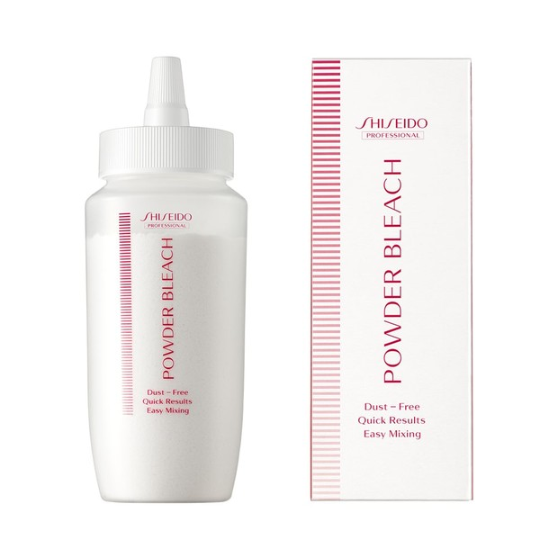 Shiseido Professional Powder Bleach(sumber : shiseido-professional.com)