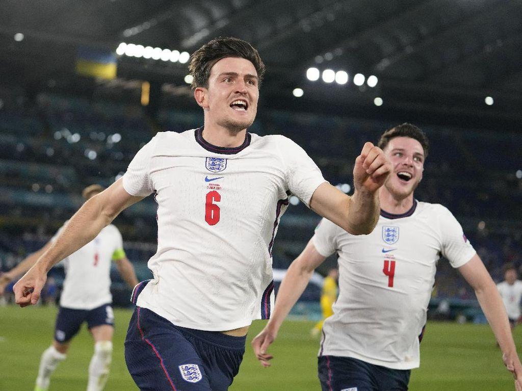 Kata Wenger, Inggris Sulit Dihentikan di Euro 2020
