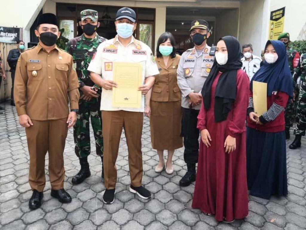 41 Santri Ponpes Salafiyah Pasuruan Sembuh dari COVID-19