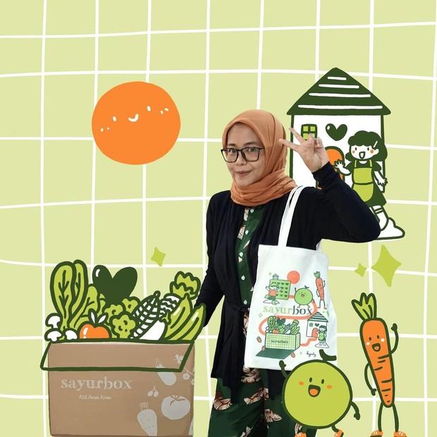 Aplikasi belanja online Sayur Box