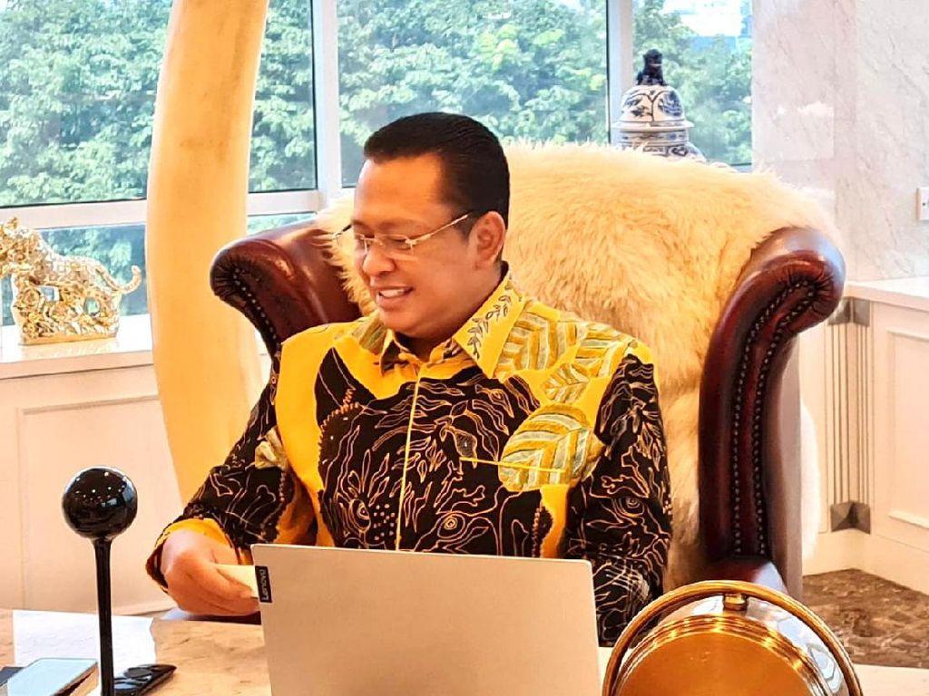 Ketua MPR Dukung Kompleks Parlemen Jadi RS Darurat COVID-19
