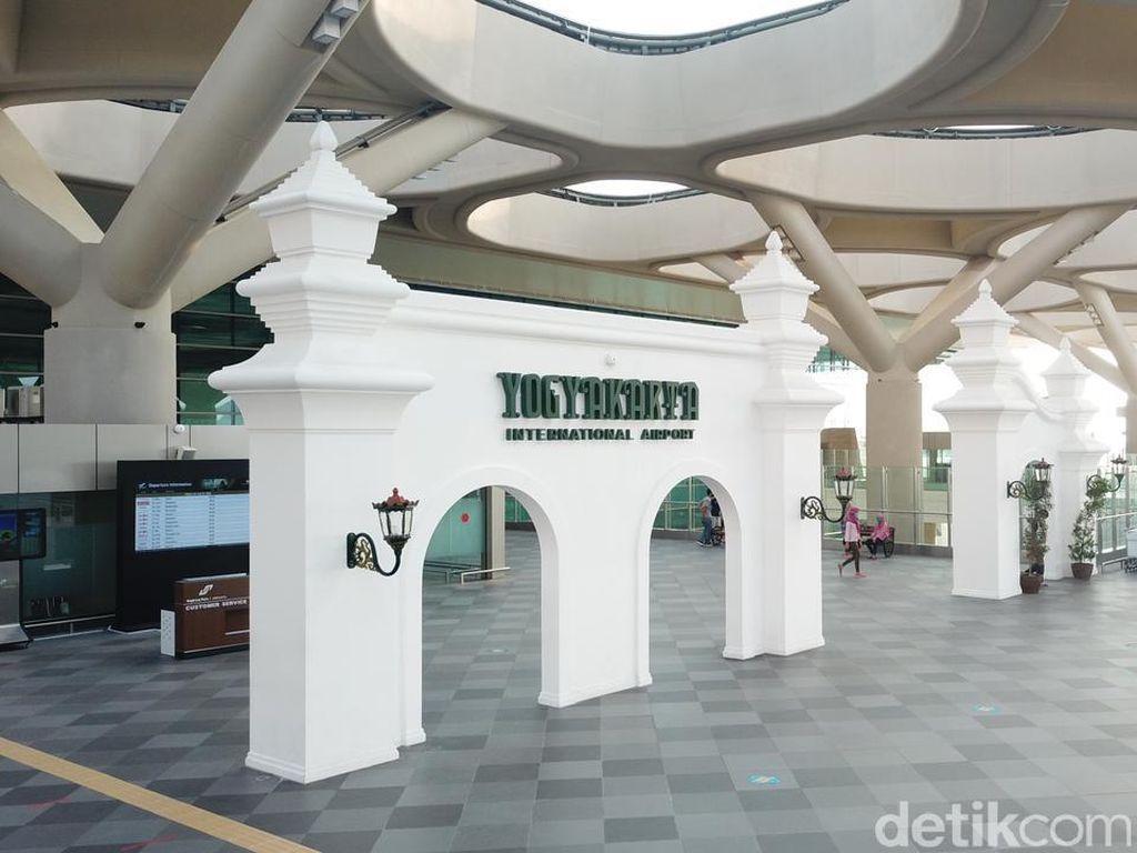 Ini Saran Bandara Yogyakarta untuk Penumpang Pesawat saat PPKM Darurat