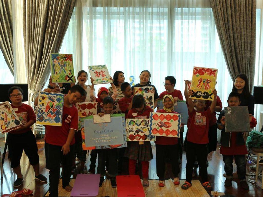Peduli Anak Down Syndrome, Remaja Indonesia Terima Penghargaan Putri Diana