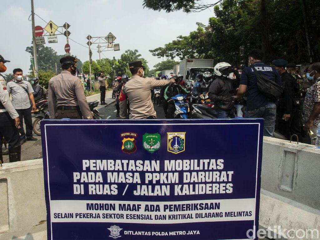 Duduk Perkara Paspampres-Polisi Ribut di Penyekatan: Tak Paham PPKM Darurat