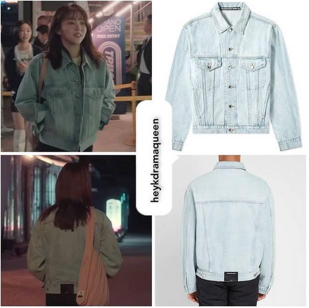 Jacket couple ala Han So Hee dan Song Kang