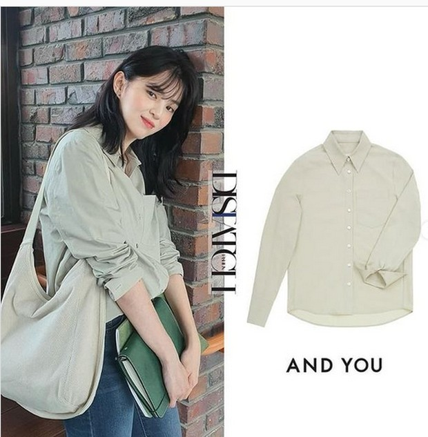 Outfit Han So Hee di episode 1