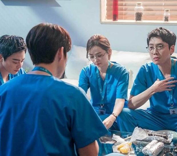 Quality time ala lima sekawan hospital playlist
