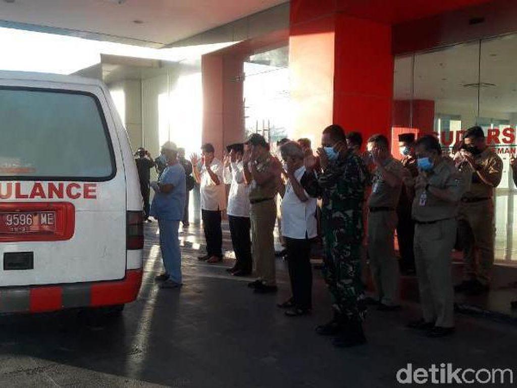 Mantan Bupati Temanggung Hasyim Afandi Wafat Terpapar Corona