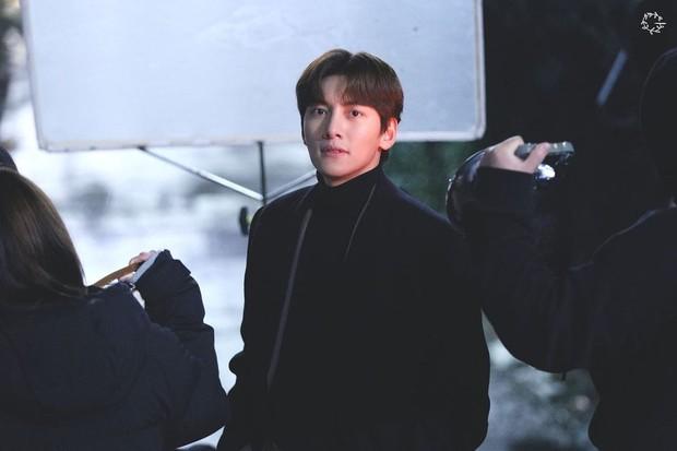 Ji chang wook dalam daftar aktor tertampan