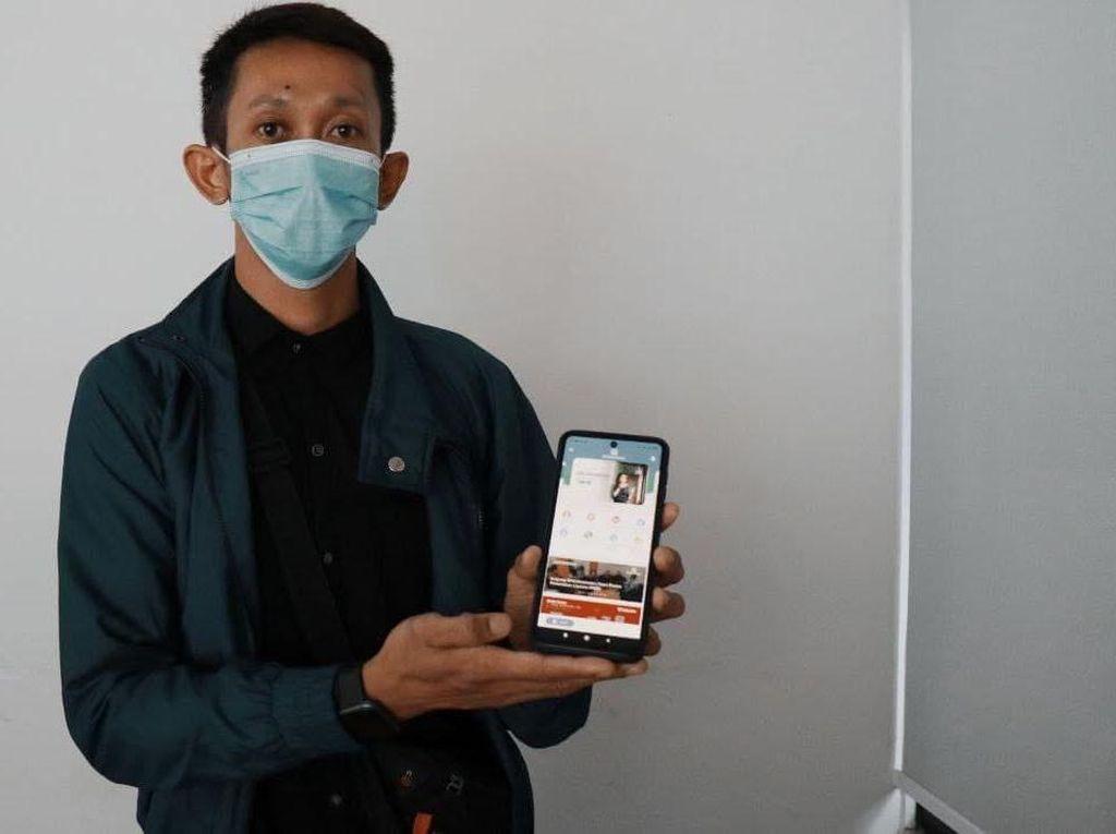 Deteksi Dini Penyakit Kronis Kini Tinggal Cek via Smartphone