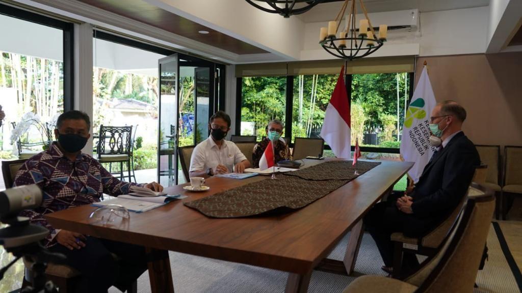 Indonesia dan Denmark Sepakati Kerja Sama Bidang Kesehatan