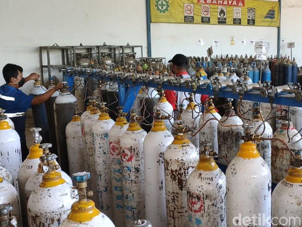 Strategi Oksigen Industri untuk Medis Sebab Corona Bikin Krisis