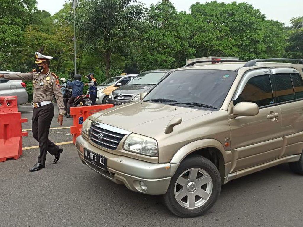 7 Perbatasan Jatim dan 20 Perbatasan Rayon Dijaga Ketat Saat PPKM Darurat
