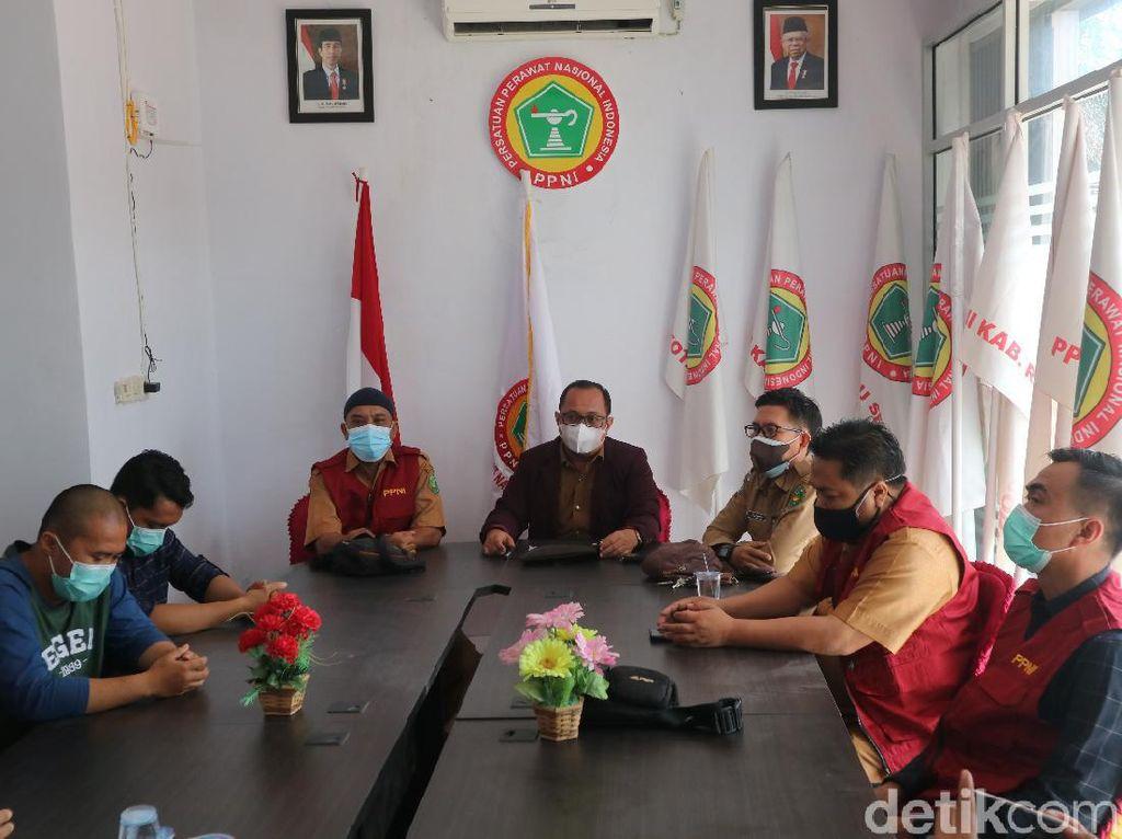 PPNI Kutuk Pembegalan Ambulans di Bengkulu Usai Antar Pasien Corona