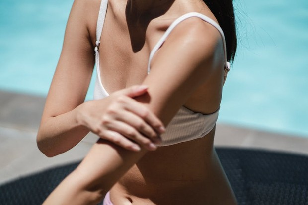 Sunscreen untuk atasi kulit bertekstur