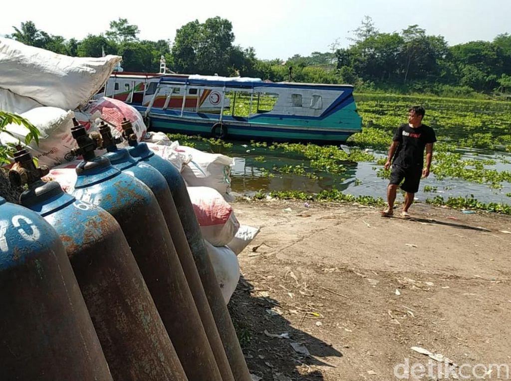 Petani Ikan di Cianjur Kelabakan Imbas Minimnya Pasokan Oksigen