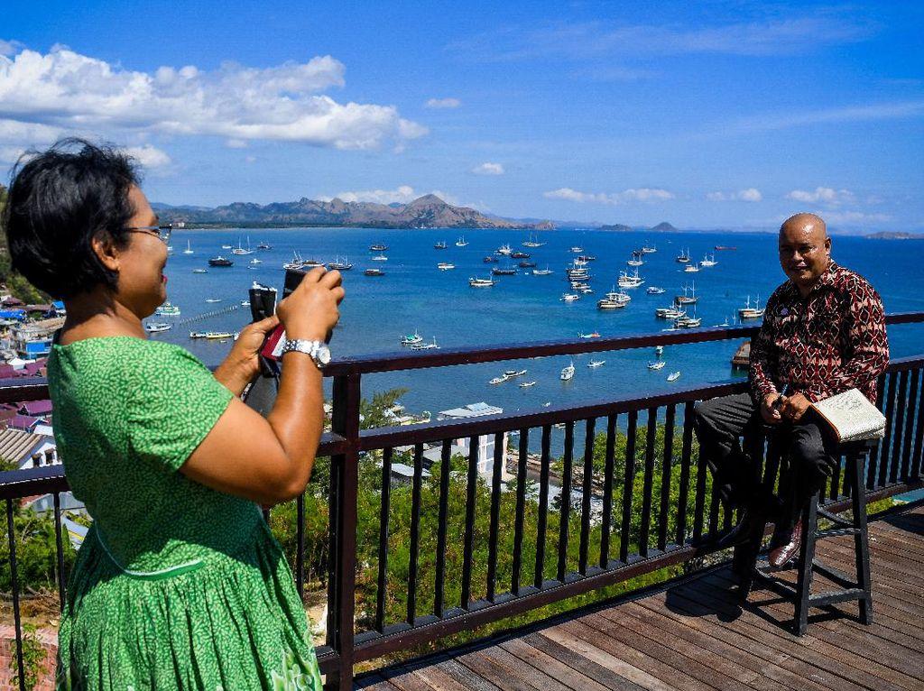 Ada Holding BUMN Pariwisata, Big Data Jadi Sorotan Sandiaga