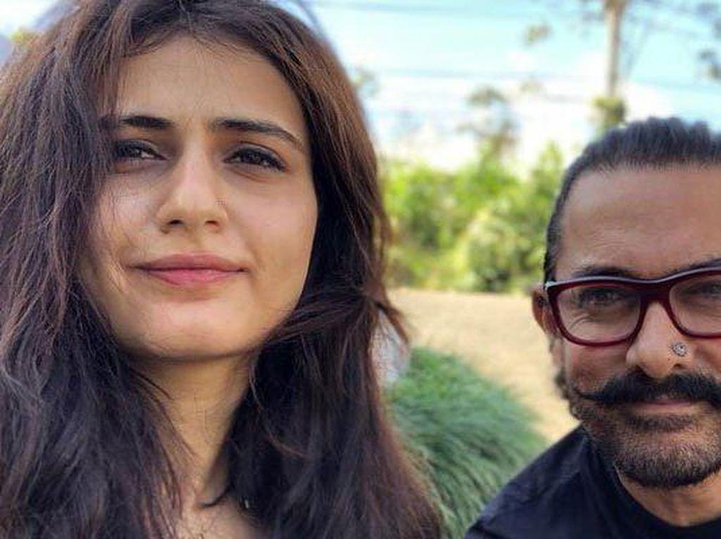 Aktris Ini Dituding Jadi Penyebab Perceraian Aamir Khan