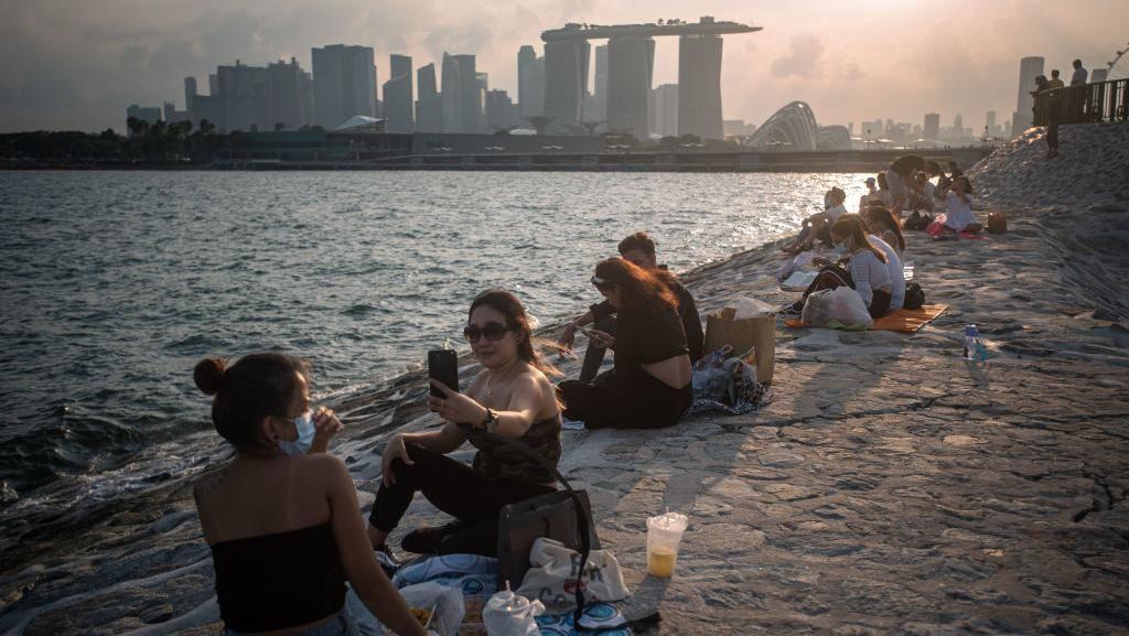 Ada Inggris-Singapura, Ini Negara yang Siap Berdamai dengan Corona