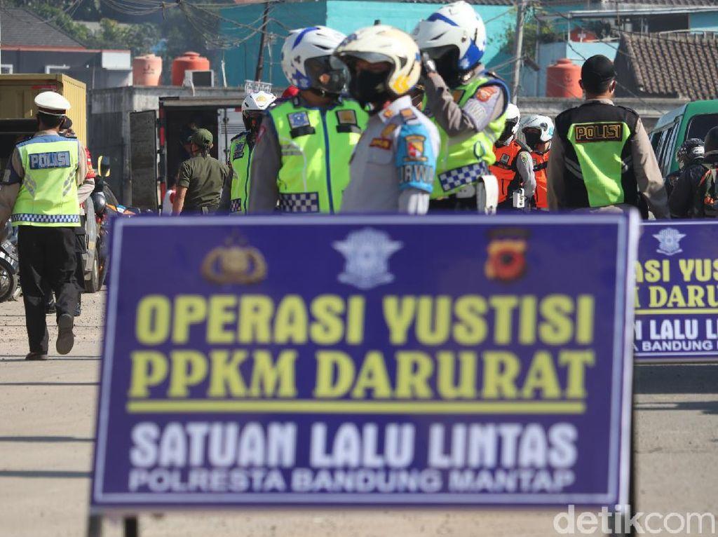 ABG Viral Ngaku Keluarga Jenderal Saat Razia Masker di Ciputat Diamankan!
