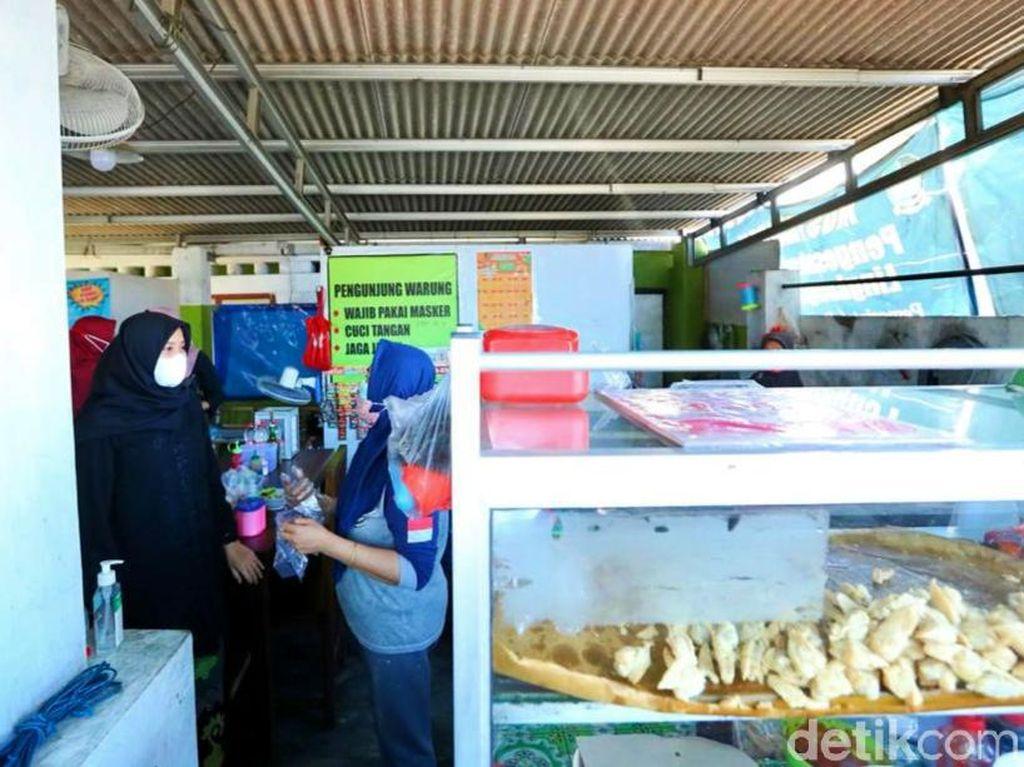 Kiat Pengusaha Kuliner di Banyuwangi Bertahan Selama PPKM Darurat