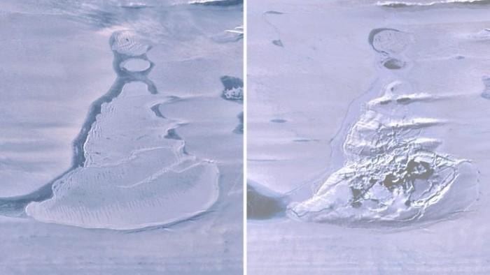 Danau di Antartika