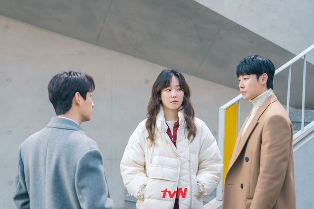 Drama Korea You Are My Spring menghadirkan sosok secondlead.