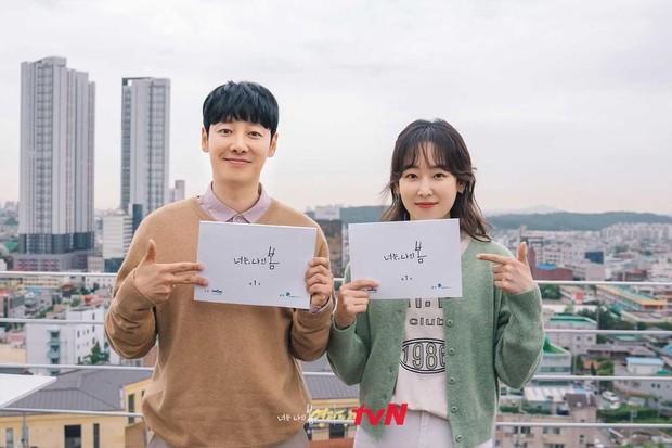 You Are My Spring dikerjakan oleh penulis dan sutradara ternama Korea Selatan.