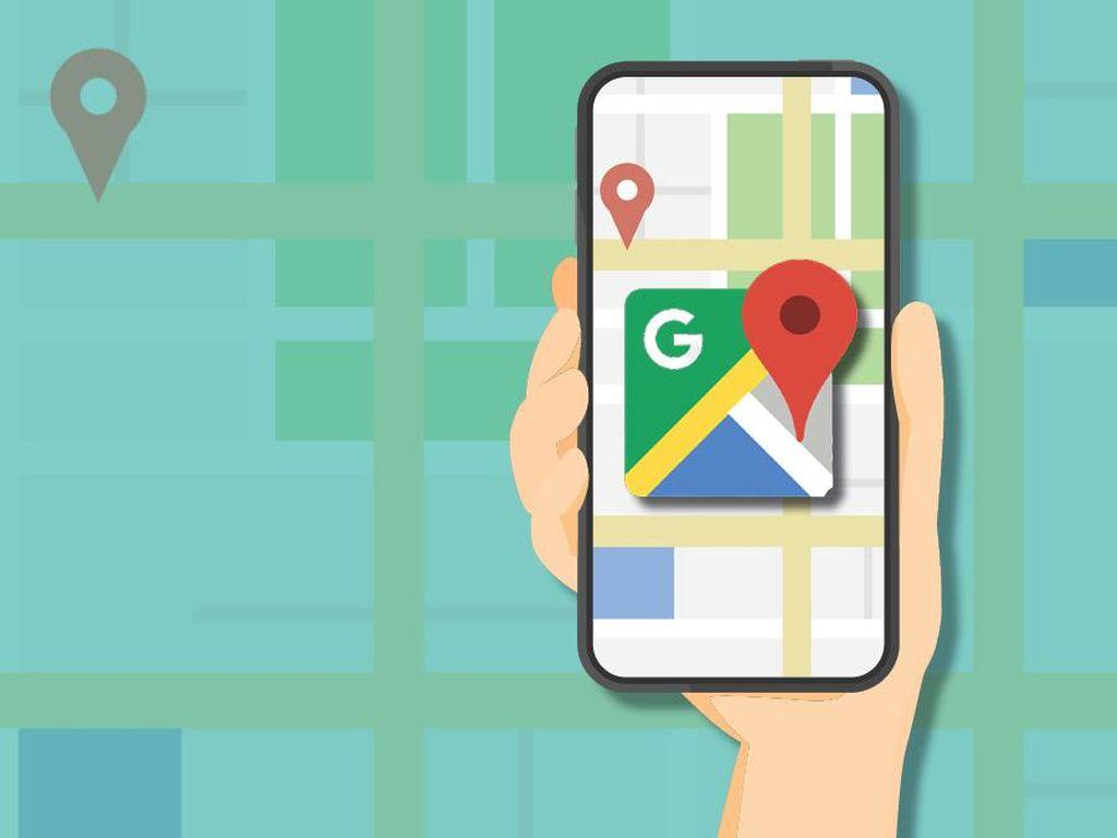 Cara Membuat Alamat di Google Maps, Siswa Bisa Tambahkan Lokasi Baru