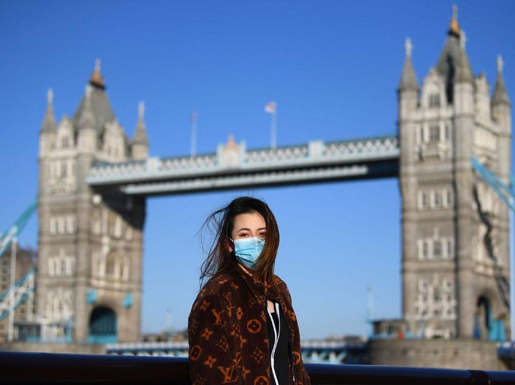 Inggris Bersiap Longgarkan Wajib Masker Mulai 19 Juli