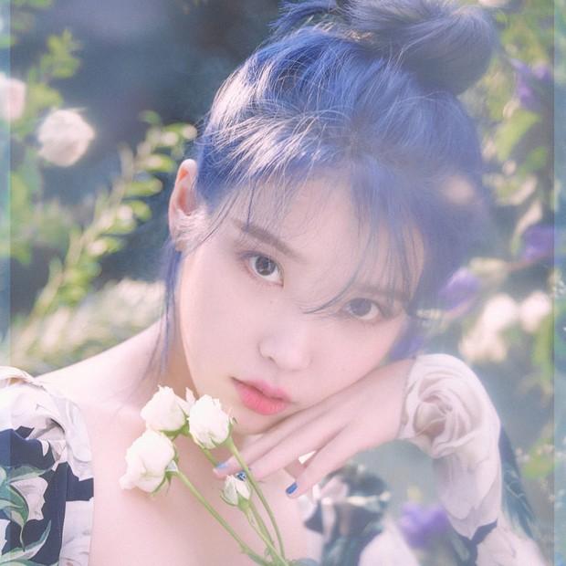IU dikenal sebagai aktris Korea dengan gelar nasional Nation's Sweetheart