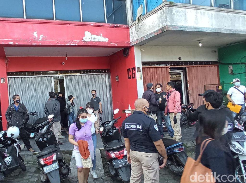 Nekat Buka Saat PPKM Darurat, Panti Pijat di Bandung Digerebek