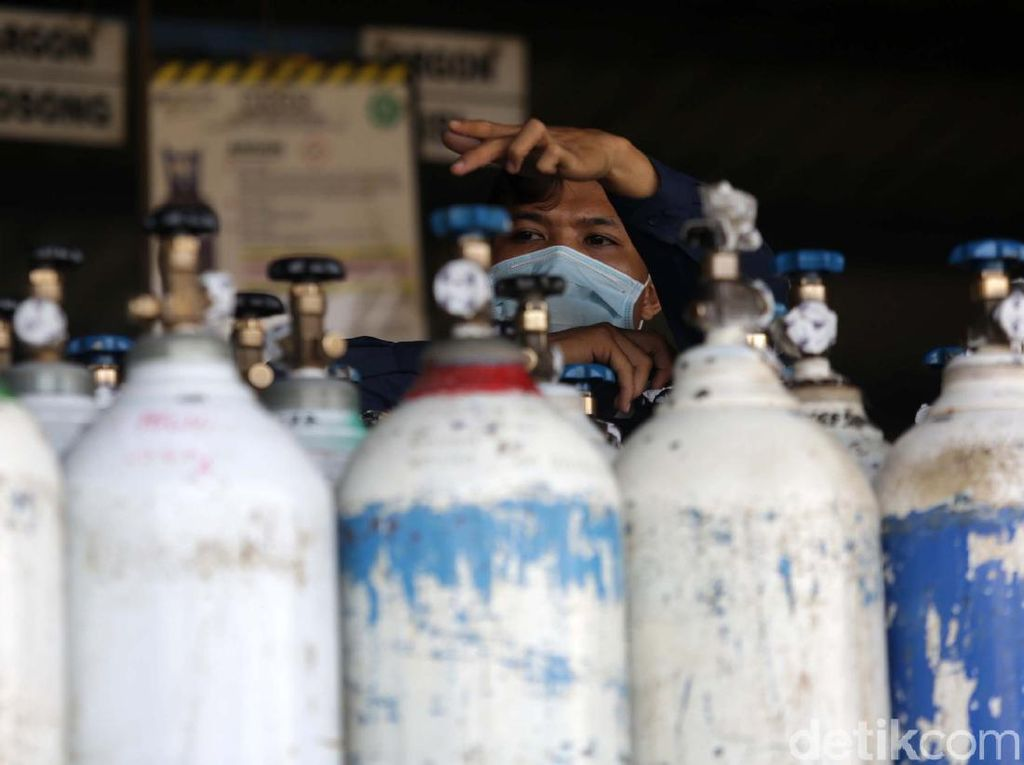 Polisi Selidiki soal RS di Sumbar Kekurangan Oksigen, Begini Hasilnya