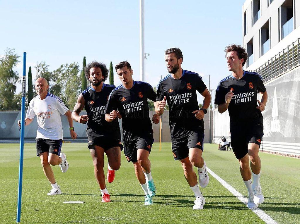 Ancelotti: Pemain Veteran Madrid Masih Ambisius