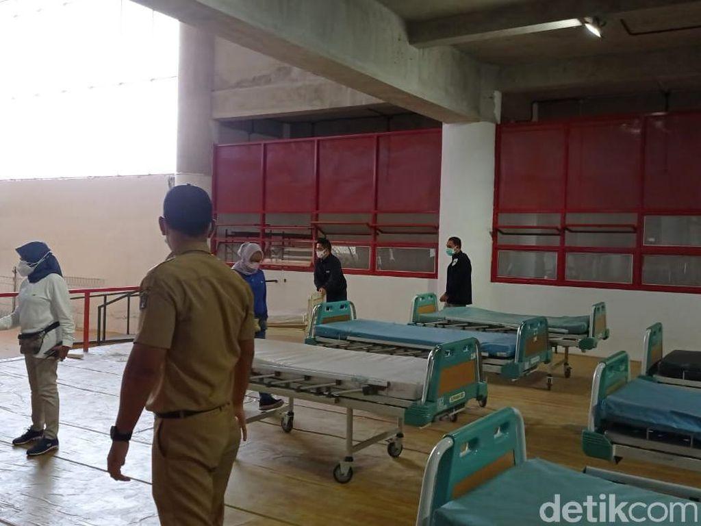 RS Lapangan Tembak Surabaya Terima Pasien COVID-19 Mulai Malam Ini
