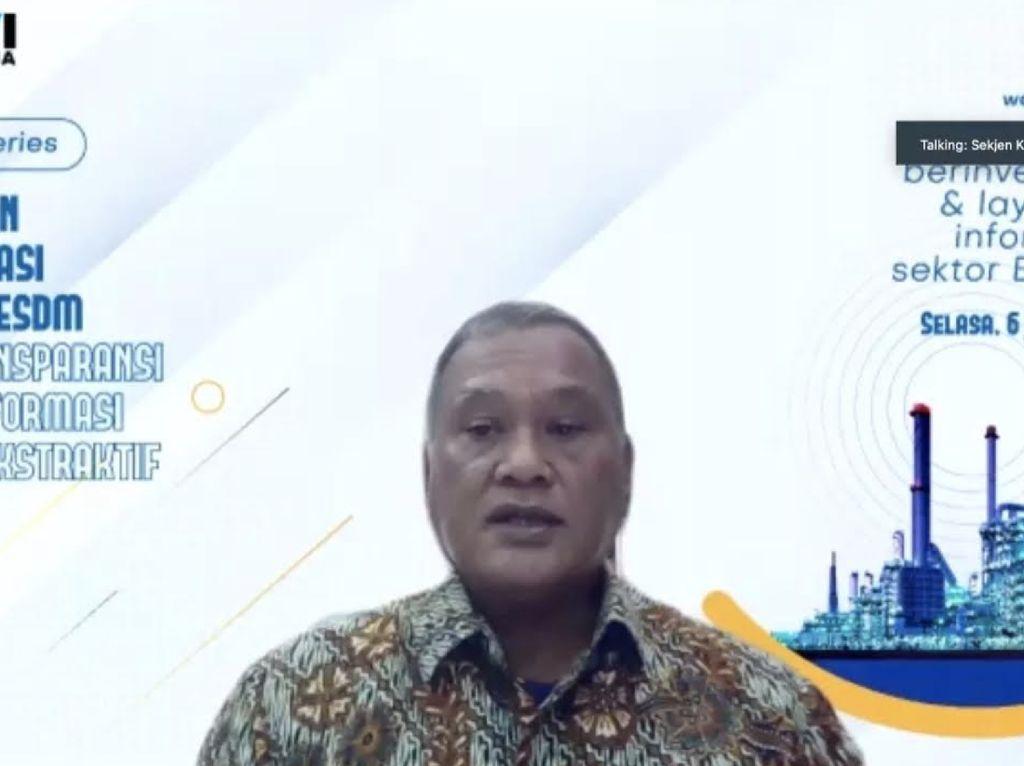 Penuhi Hak Masyarakat, Kementerian ESDM Kembangkan Sistem Informasi