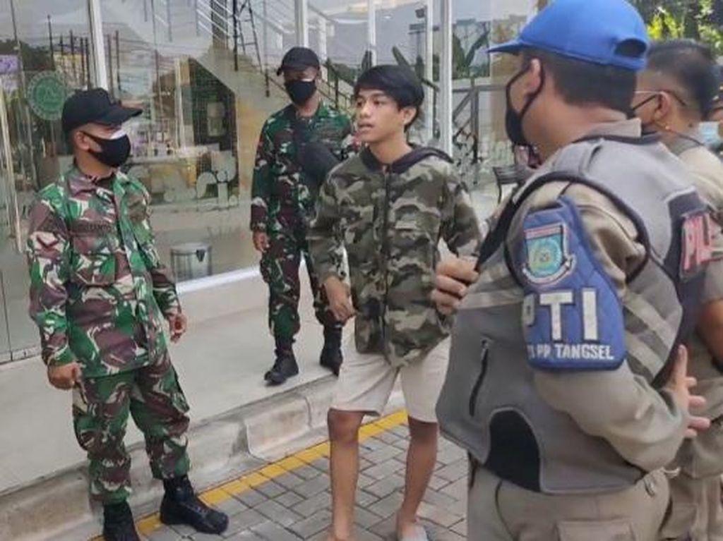 Buntut Panjang Pria Ngaku Keluarga Jenderal Saat Dirazia Masker