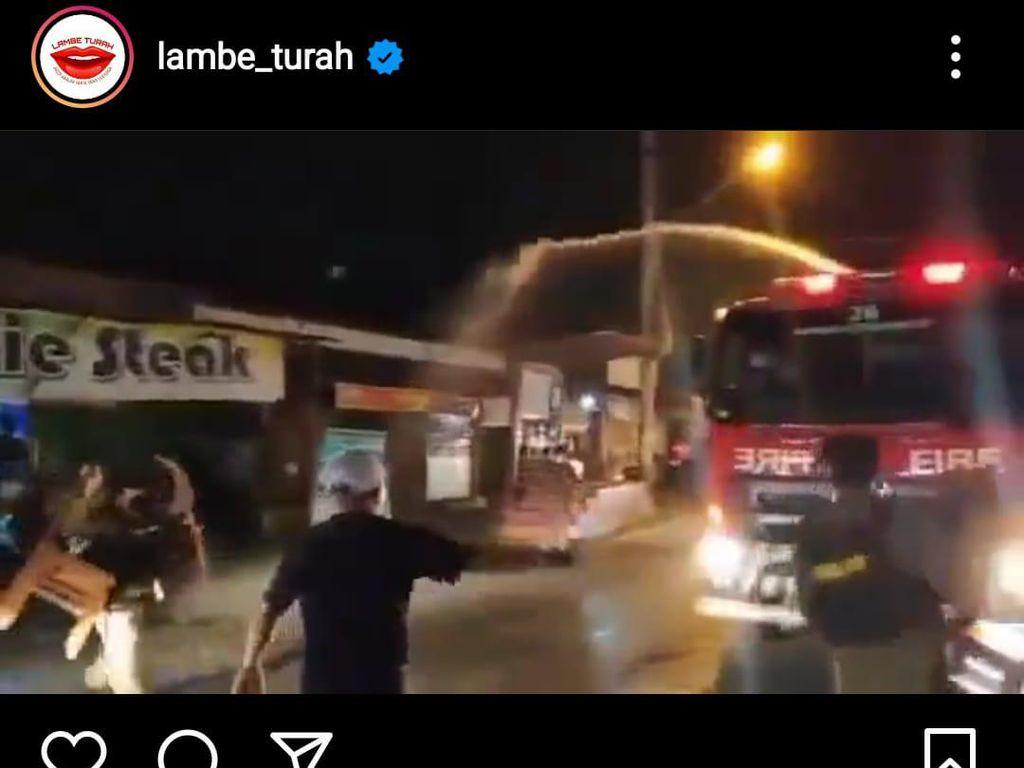 Viral Warung di Semarang Disemprot, Walkot Hendi: Kasatpol PP Saya Tegur!