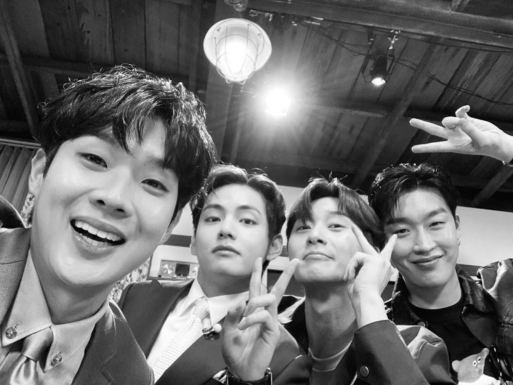4 Fakta Seru Wooga Squad yang Terungkap di Fanmeeting Choi Woo Shik
