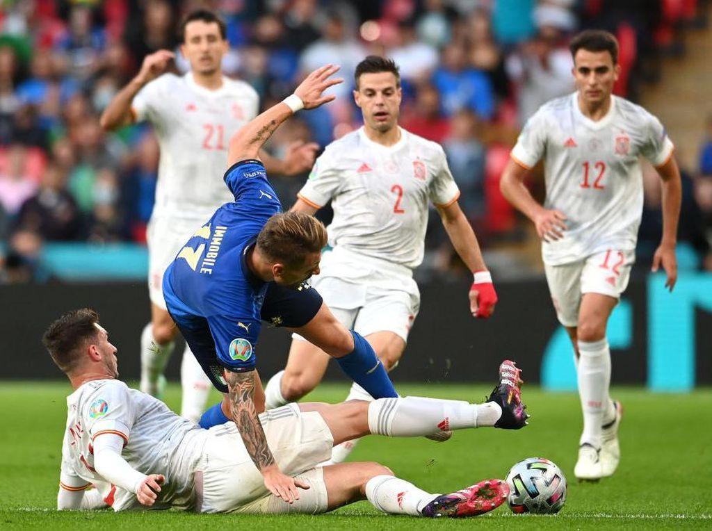 Cassano: Spanyol Lebih Oke daripada Italia di Euro 2020, tapi...