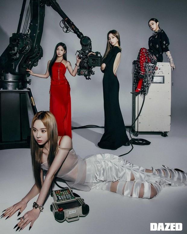 aespa Givenchy brand ambassador