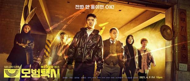 Drama Korea, Taxi Driver