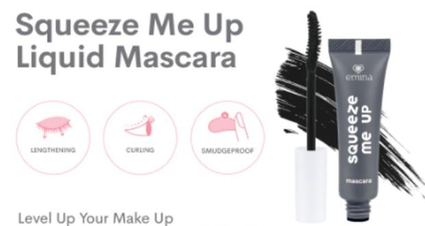 Emina Squeeze Me Up Mascara / foto: eminacosmetics.com