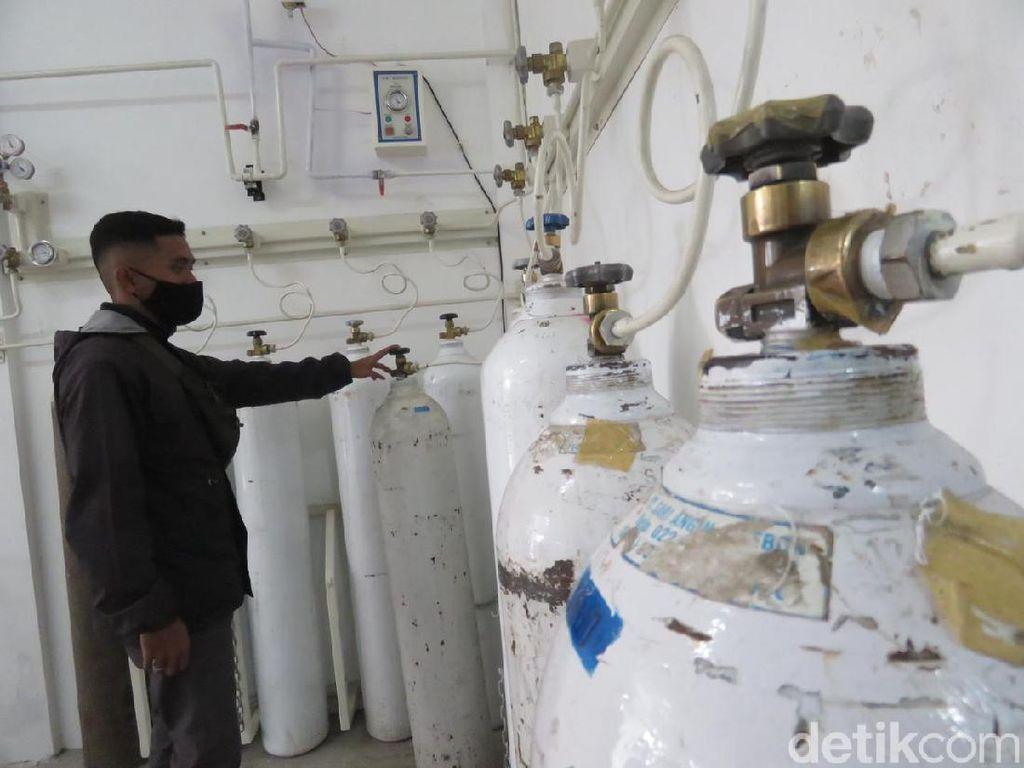 Generator Oksigen di RSUD Cikalongwetan Rusak, Dinkes: Perlu Ada Perbaikan