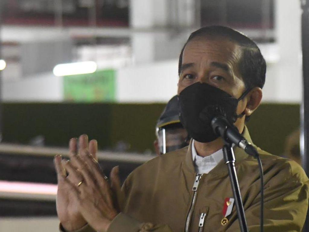 Habiskan Rp 970 M, Ini Spesialnya Rusun Pasar Rumput yang Diresmikan Jokowi