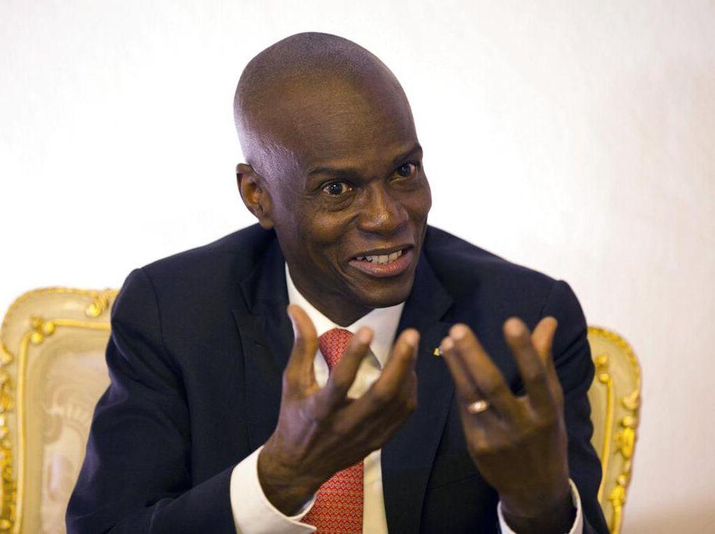 Akhir Tragis Presiden Haiti