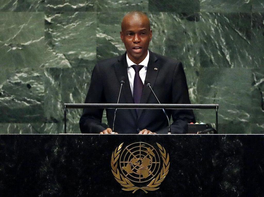 Teka-teki Pembunuhan Keji Presiden Haiti