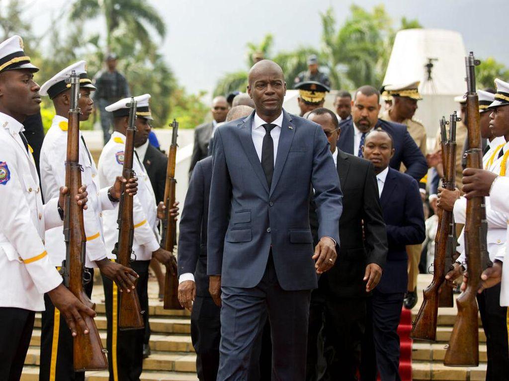 Mulai Terkuak Satu Per Satu Pembunuh Keji Presiden Haiti