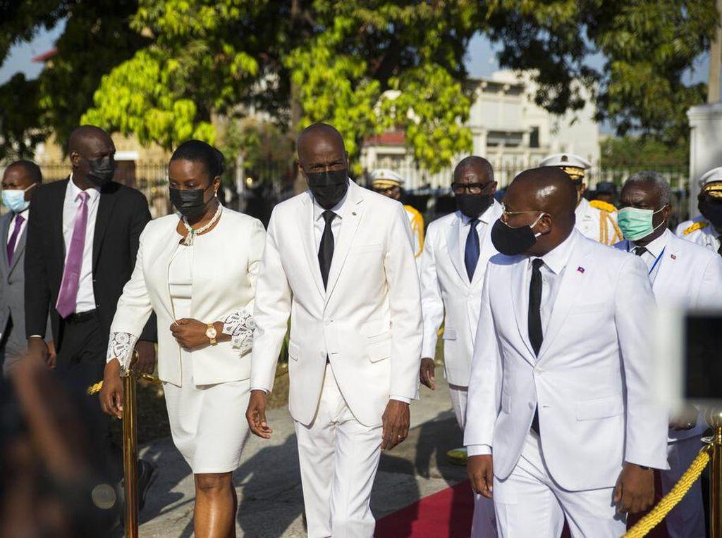 Fakta Pembunuhan Presiden Haiti Hingga Kesaksian Istri